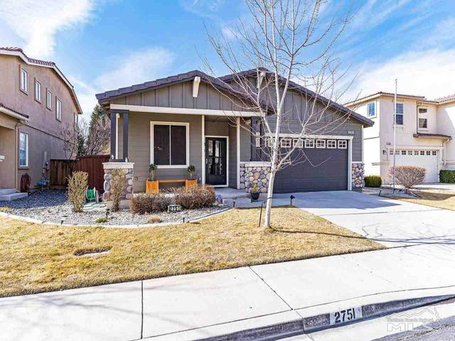2751 Ineisa Court, Sparks, NV 89434 (MLS #200002304) :: The Mike Wood Team