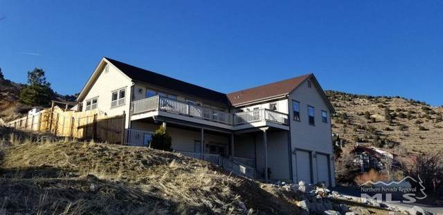 226 N A Street, Virginia City, NV 89440 (MLS #200002307) :: Chase International Real Estate