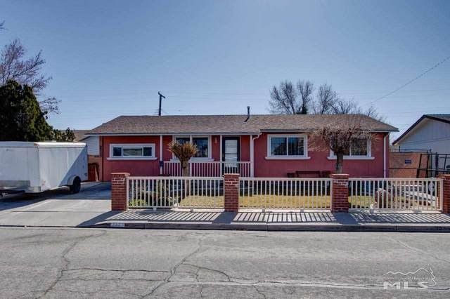 2225 Pauline Ave., Sparks, NV 89431 (MLS #200002311) :: Chase International Real Estate