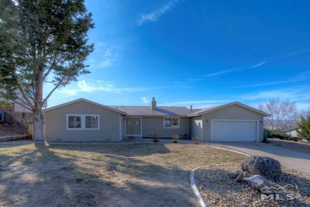 7350 Pembroke Drive, Reno, NV 89502 (MLS #200002322) :: Mendez Home Team