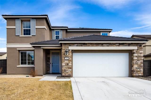 7142 Eldridge Street, Sparks, NV 89436 (MLS #200002324) :: Chase International Real Estate