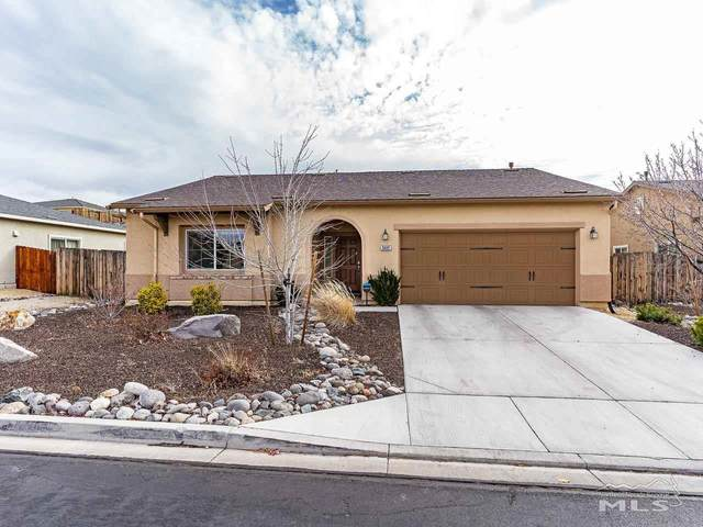 5440 Desert Dreams, Sun Valley, NV 89433 (MLS #200002330) :: Vaulet Group Real Estate