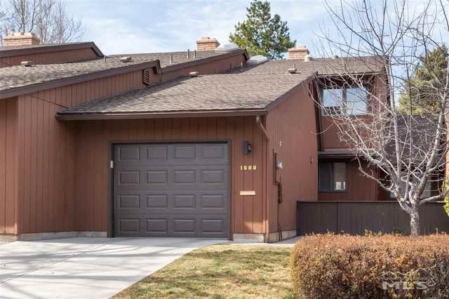 1969 S Villa Way South, Reno, NV 89509 (MLS #200002332) :: NVGemme Real Estate