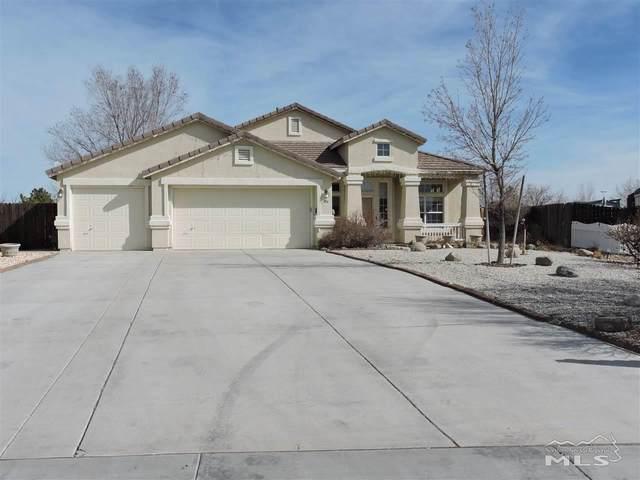 306 Valley Vista Dr, Dayton, NV 89403 (MLS #200002335) :: Ferrari-Lund Real Estate