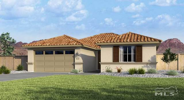 139 San Joaquin Dr Homesite 133, Dayton, NV 89403 (MLS #200002342) :: Ferrari-Lund Real Estate