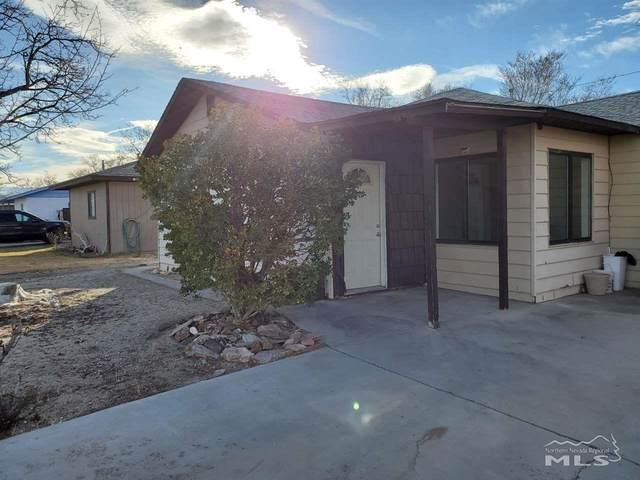120 W 4th Street, Hawthorne, NV 89415 (MLS #200002353) :: Ferrari-Lund Real Estate