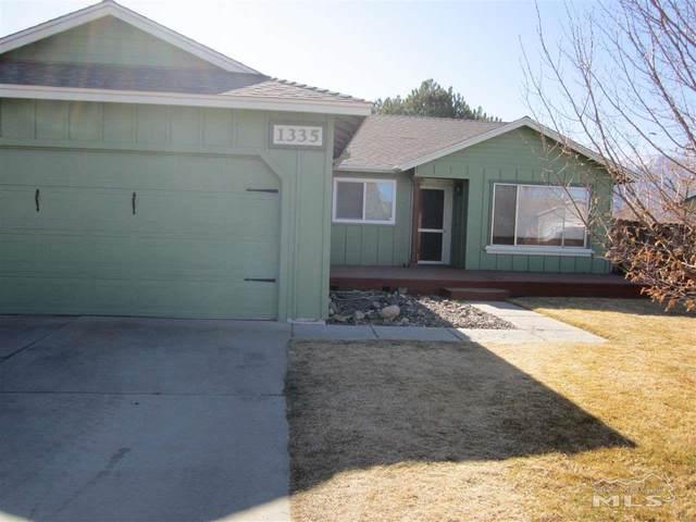 1335 Leonard, Gardnerville, NV 89460 (MLS #200002354) :: Harcourts NV1