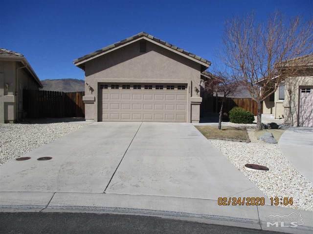 252 Cruden Bay Drive, Dayton, NV 89403 (MLS #200002356) :: Ferrari-Lund Real Estate
