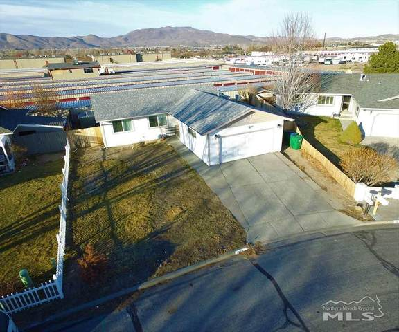 1248 Kenny Way, Carson City, NV 89701 (MLS #200002363) :: Theresa Nelson Real Estate