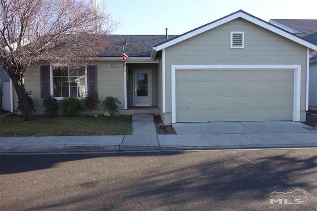 4520 China Rose Circle, Reno, NV 89502 (MLS #200002366) :: The Mike Wood Team