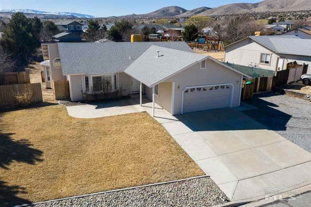 415 Nicole Drive, Sparks, NV 89436 (MLS #200002371) :: Chase International Real Estate