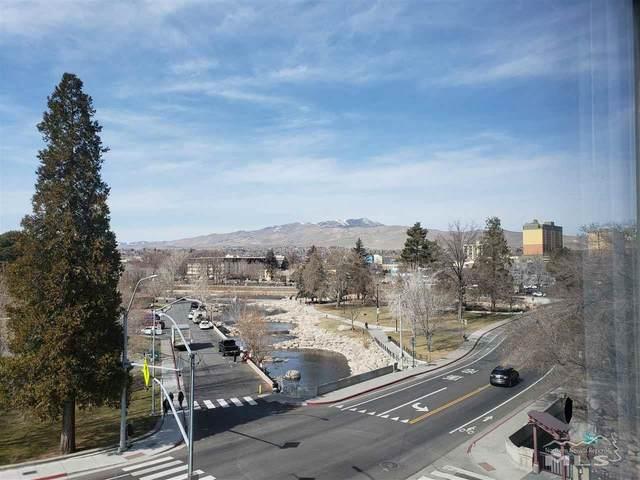 280 Island #502, Reno, NV 89501 (MLS #200002374) :: Vaulet Group Real Estate