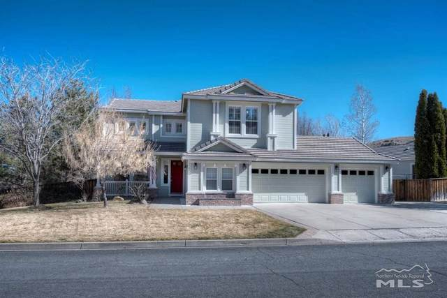 227 St Albans Pl, Carson City, NV 89703 (MLS #200002376) :: Harcourts NV1