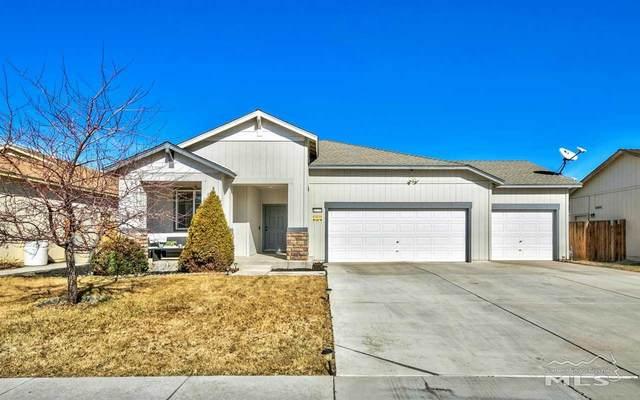 1170 Shadow Lane, Fernley, NV 89408 (MLS #200002391) :: Chase International Real Estate