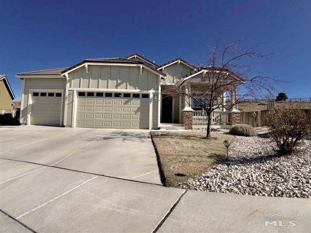875 Squaw Creek Court, Reno, NV 89506 (MLS #200002392) :: Ferrari-Lund Real Estate