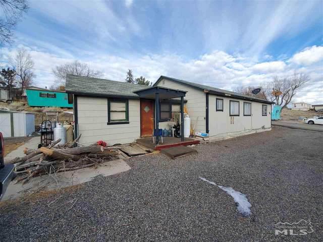 401 W Robins St., Eureka, NV 89316 (MLS #200002394) :: Ferrari-Lund Real Estate
