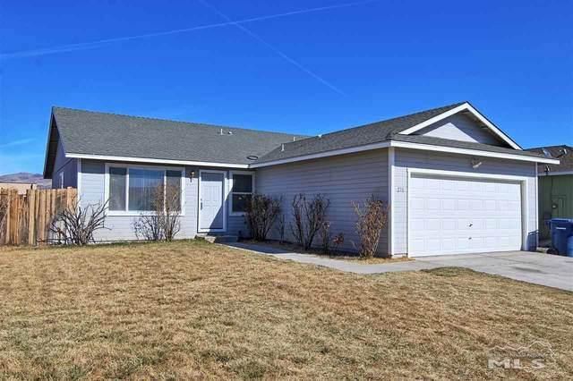 276 Emigrant Way, Fernley, NV 89408 (MLS #200002398) :: Chase International Real Estate