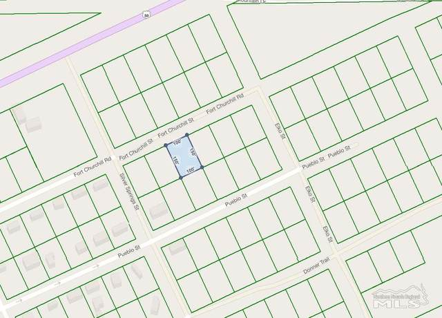 1845 Fort Churchill St, Silver Springs, NV 89429 (MLS #200002403) :: NVGemme Real Estate