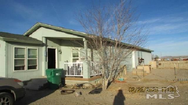 3614 N Deodar, Silver Springs, NV 89429 (MLS #200002411) :: NVGemme Real Estate