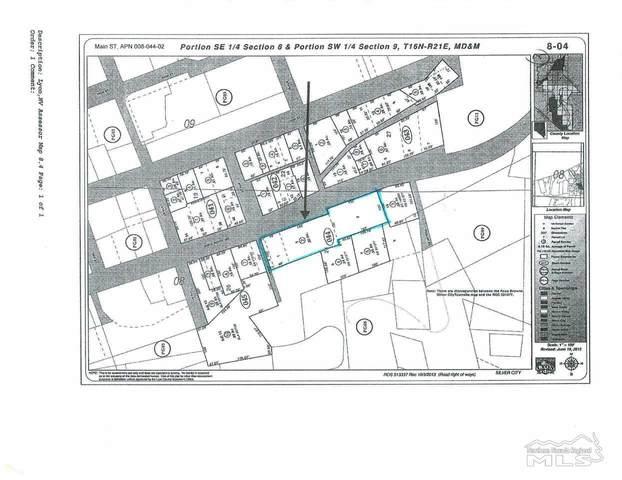 Main St (Apn 008-044-02), Silver City, NV 89428 (MLS #200002419) :: Chase International Real Estate