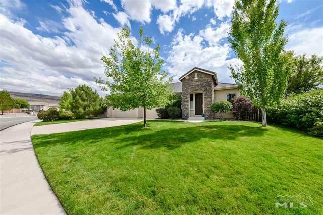3910 Desert Fox Drive, Sparks, NV 89436 (MLS #200002425) :: Chase International Real Estate