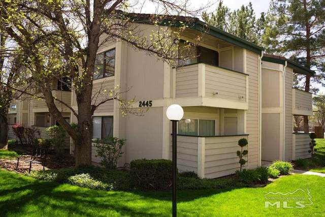 2445 Sycamore Glen #4, Sparks, NV 89434 (MLS #200002451) :: The Mike Wood Team