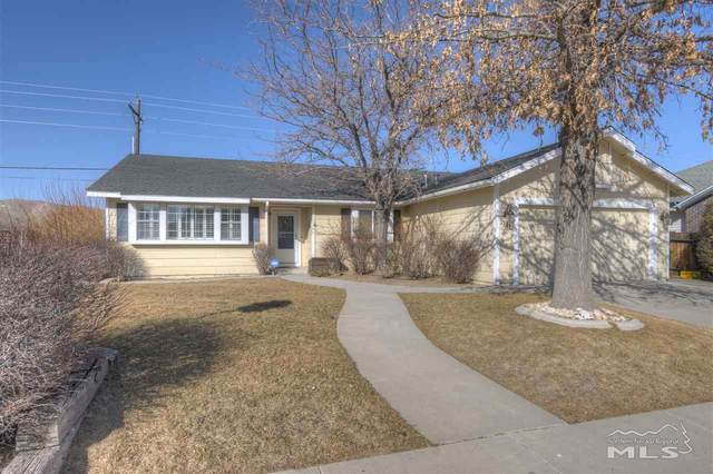 1981 Hamilton, Carson City, NV 89701 (MLS #200002469) :: Chase International Real Estate