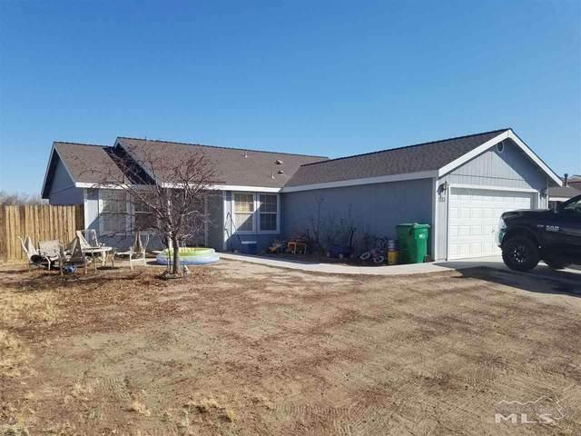 1113 Eagle Rock, Fallon, NV 89406 (MLS #200002472) :: Chase International Real Estate