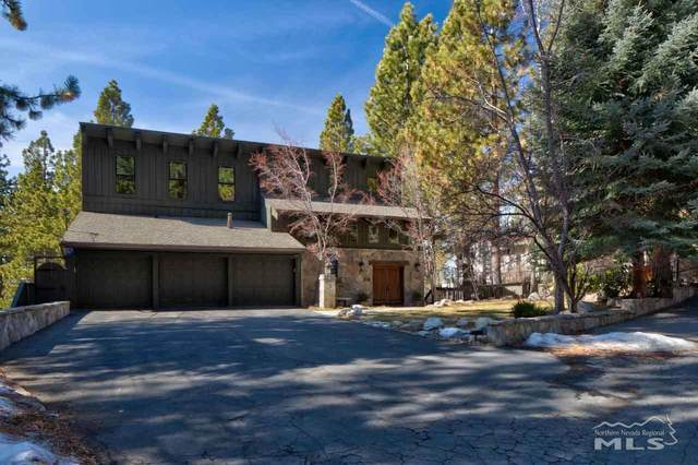 1056 Deer Cliff Drive, Zephyr Cove, NV 89448 (MLS #200002478) :: The Hertz Team