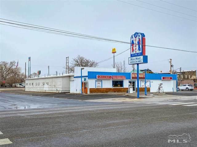 1080 Cornell Ave, Lovelock, NV 89419 (MLS #200002479) :: Ferrari-Lund Real Estate