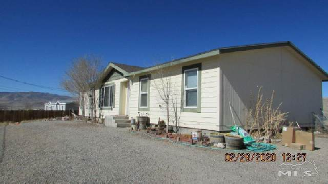 7900 E Pueblo, Stagecoach, NV 89429 (MLS #200002484) :: Ferrari-Lund Real Estate