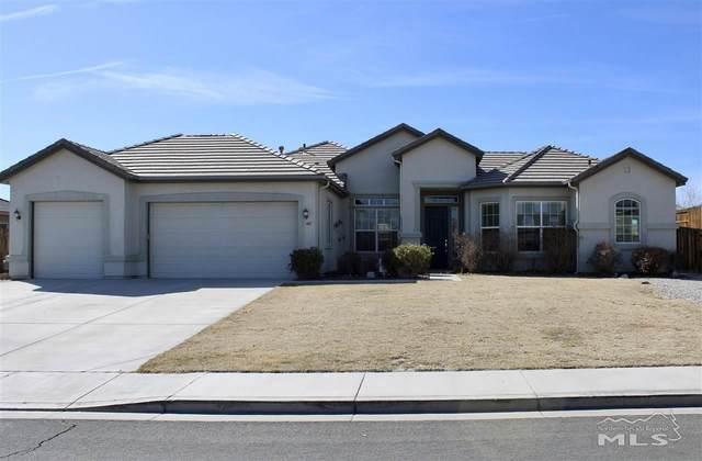 461 Occidental, Dayton, NV 89403 (MLS #200002488) :: NVGemme Real Estate