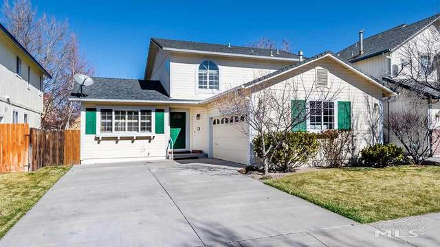487 Len Circle, Reno, NV 89511 (MLS #200002491) :: Chase International Real Estate