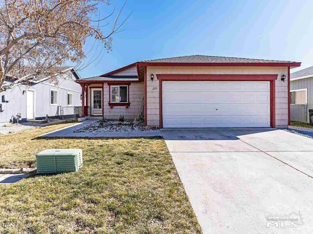 375 Rue De La Mauve, Sparks, NV 89434 (MLS #200002497) :: Chase International Real Estate