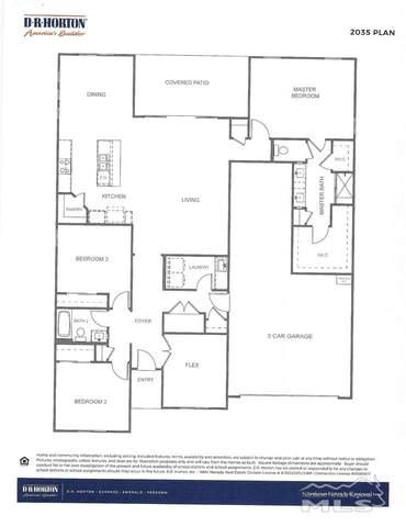 8136 Dornoch Drive Lot 250, Verdi, NV 89439 (MLS #200002511) :: Chase International Real Estate