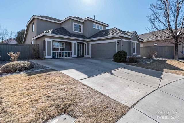 1630 Red Gulch Court, Reno, NV 89521 (MLS #200002517) :: Chase International Real Estate