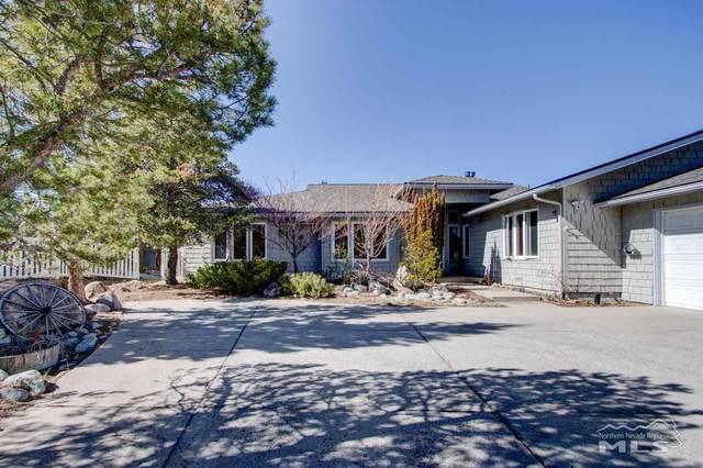 3465 Meridian Lane, Reno, NV 89509 (MLS #200002520) :: L. Clarke Group | RE/MAX Professionals