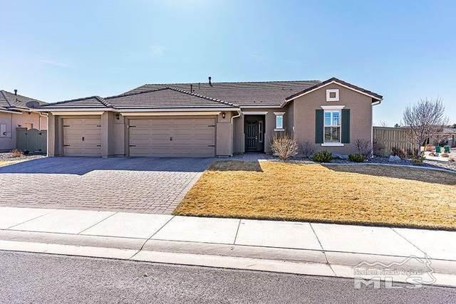 4797 Ravello, Sparks, NV 89436 (MLS #200002530) :: Chase International Real Estate