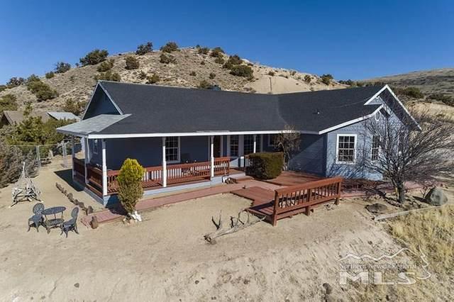 2920 Los Arboles, Sparks, NV 89441 (MLS #200002533) :: Chase International Real Estate