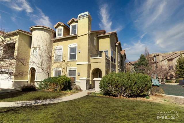 9050 Double R Blvd. #1512, Reno, NV 89521 (MLS #200002537) :: Chase International Real Estate