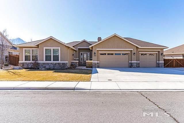 1087 Rocky Terrace, Gardnerville, NV 89460 (MLS #200002543) :: Ferrari-Lund Real Estate