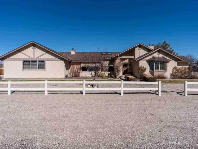 266 Carson River Drive, Fallon, NV 89406 (MLS #200002555) :: Ferrari-Lund Real Estate