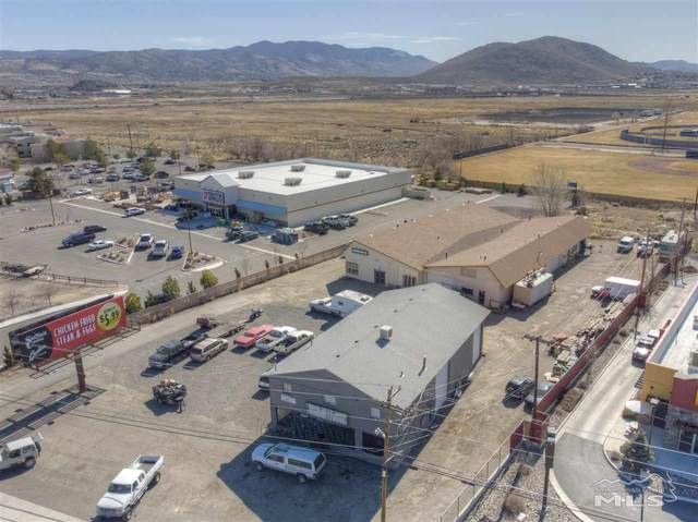 1991 E William, Carson City, NV 89701 (MLS #200002558) :: Ferrari-Lund Real Estate