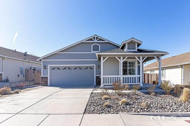 10697 Brittany Park, Reno, NV 89521 (MLS #200002561) :: Chase International Real Estate