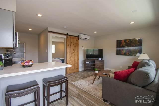 1135-85 W 2nd St Urban West, Reno, NV 89503 (MLS #200002566) :: Fink Morales Hall Group