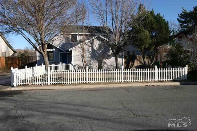 6770 Evening Star Dr, Sparks, NV 89436 (MLS #200002573) :: Chase International Real Estate