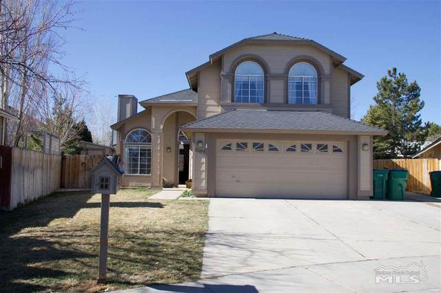 1089 Chesterfield Ct, Reno, NV 89523 (MLS #200002576) :: Chase International Real Estate