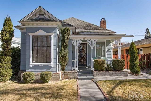 32 Vine Street, Reno, NV 89503 (MLS #200002578) :: Vaulet Group Real Estate