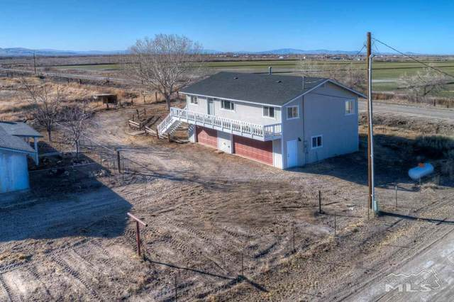 8530 Curry, Fallon, NV 89406 (MLS #200002581) :: Chase International Real Estate