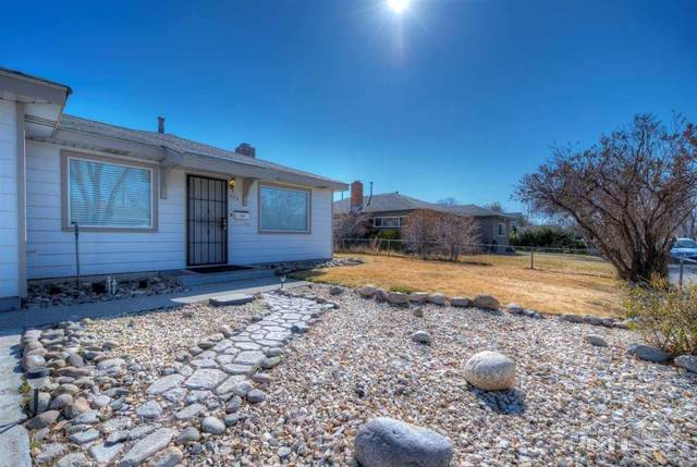 920 Melrose Drive, Reno, NV 89502 (MLS #200002617) :: Ferrari-Lund Real Estate